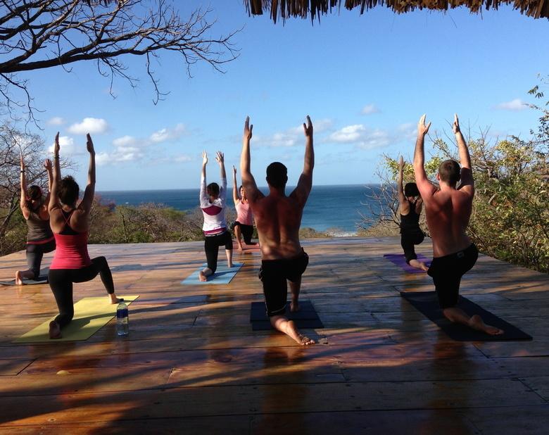 Live Free Warrior Nicaragua Retreat