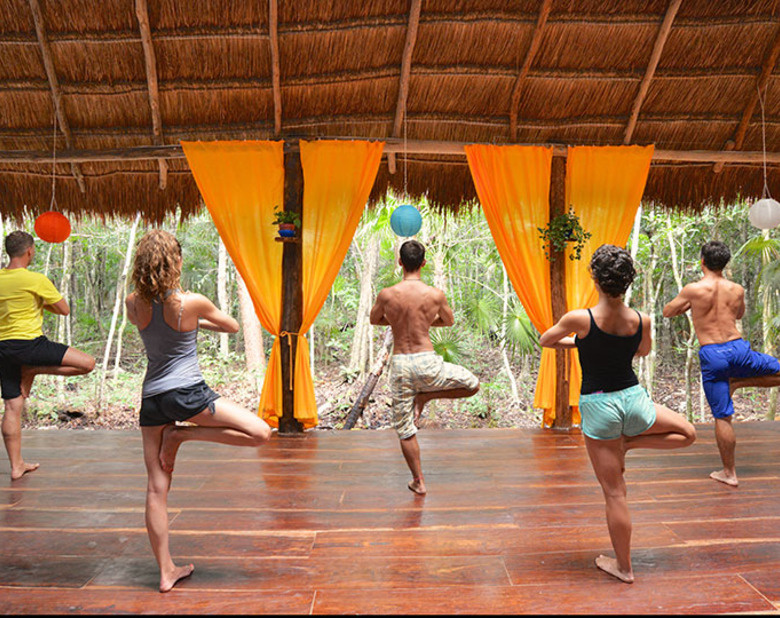 Yoga, Jungle + Beach Retreat in Tulum