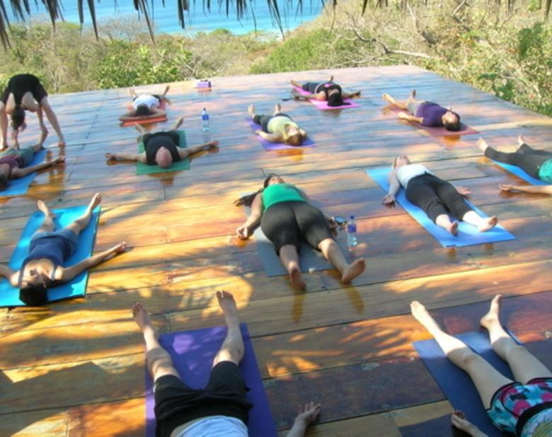New_super_bvsc_yoga_session_on_the_deck
