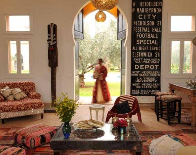 Moroccan Magic: a luxury yoga retreat