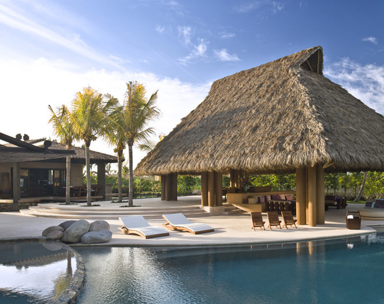 Luxury Eco Villa Spa Getaway
