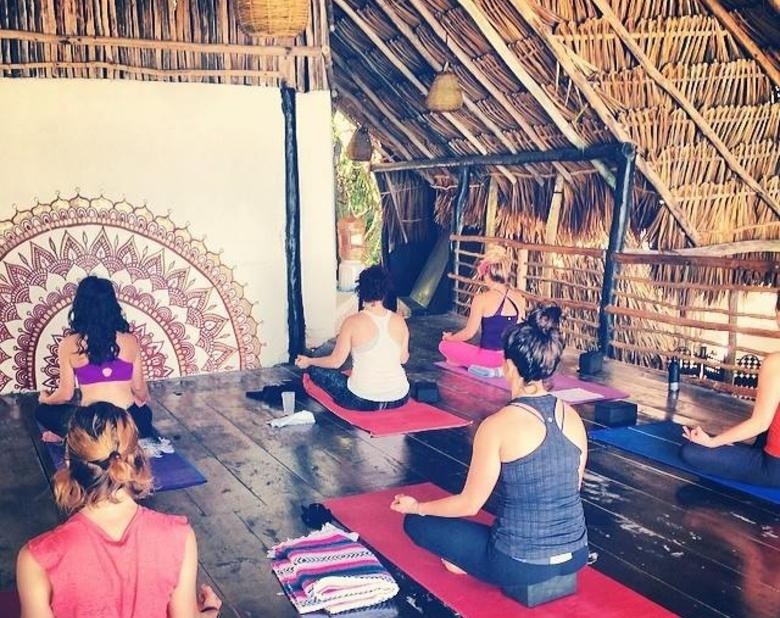 Ahimsa Yoga Retreat