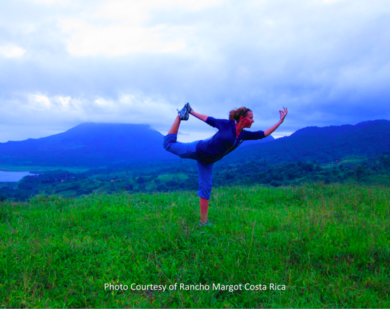 Yoga Retreat w/ Kimberlea Smarr