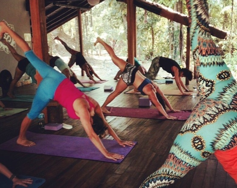 Blissful Yoga Retreat