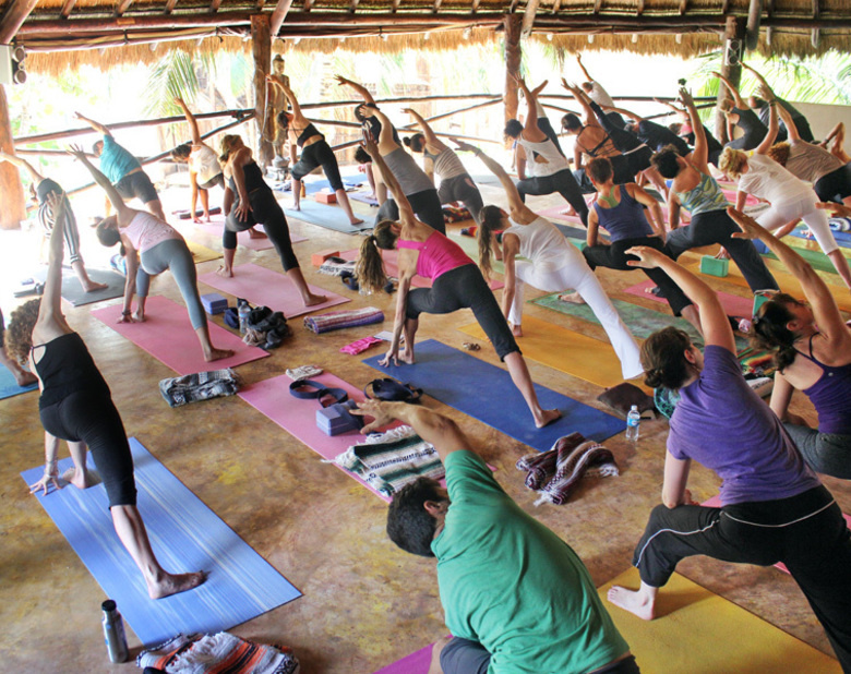 Healthy GetAway: Yoga, Beach, Meditation, Fresh Food