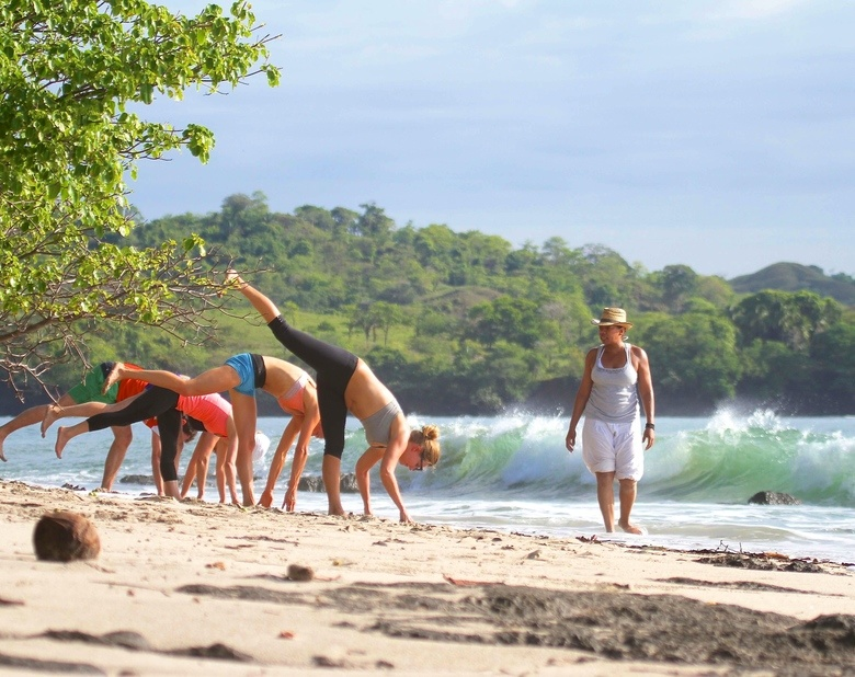 Panama Paradise: Surf, Snorkel and Yoga Adventure